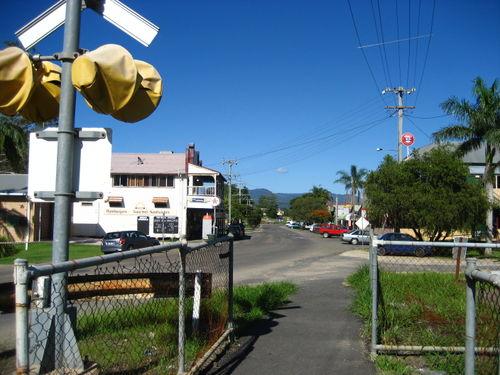 Billinudgel NSW village